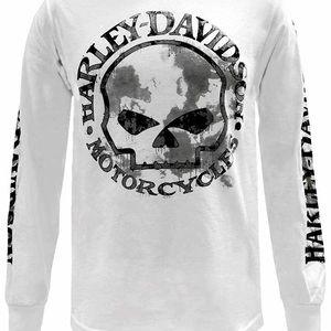 Harley-Davidson Men's, Long sleeve Tee (XL)